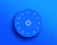 Icon set for my recent dashboard project