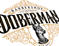 Doberman Barbershop