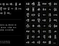 Hiii Typography 2014  参赛作品  玹体