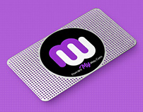 Custom Stainless Steel Business Cards