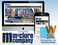 McClure Company Website