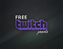 Twitch Panel Packs