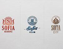 "Мультибренд ""Sofia"" логотипы."