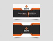 Corporate Business Card (Freebies)