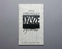 BOOK - Krzyże - Andrzej Strumiłło
