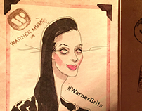 BRIT AWARDS 2015 — THE #WARNERBRITS PASSPORT