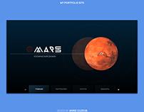 MARS MAIN PAGE