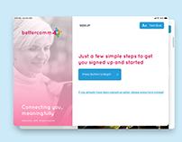 Social app for Seniors