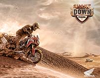 Honda Dakar Moto