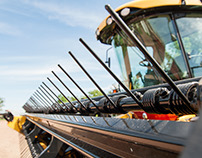 New Holland Speedrower 160 Farm
