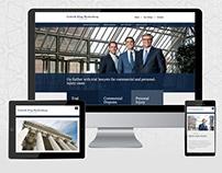 Goforth King Moshenberg Law Firm - UX/UI Design