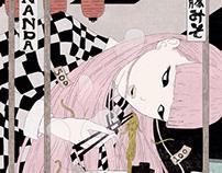 Fan art - Fernanda Lu