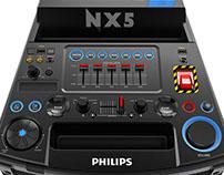 Philips NX5/7