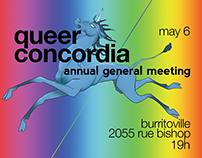 Queer Concordia's Annual General Meeting