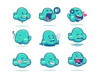 Apensar / Emojis