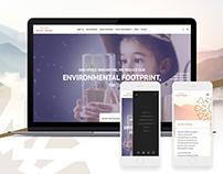 Selçuklu Holding Web Design