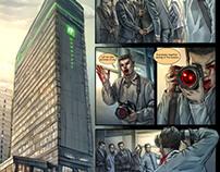 RZV Comics illustration