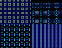 Techno Led - VJ Loop Pack (4in1)