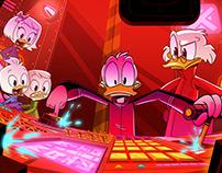 "Marshmello/Ducktales music video ""FLY"""