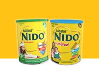 Nido 3 - Nido Fortigrow / Nestle