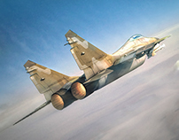 Aircraft-shot #2