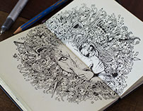 Sketchbook Illustrations I