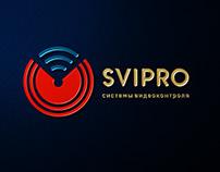Логотип для компании SVIPRO