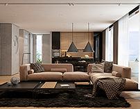 Tel Aviv apartment.