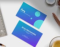 Arvy Hernandez Business Card