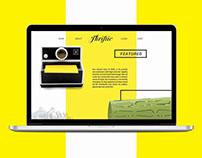 Thriftic: E-Commerce Web Design