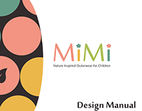 MIMI: Corporate identity Logo Manual
