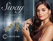 Caratlane Sway Collection August 2016