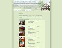 Hotel Gästehaus Krone
