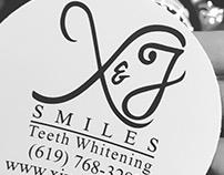 X&J Smiles Logo