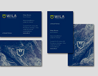 Identidad visual Wila
