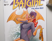 Comic Sketch Covers
