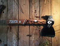 Necta Boards - Decorative Axe