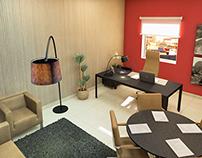 Centro Hemodiálise - Office (Angola)