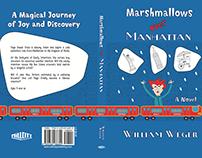 Book Cover Design: Marshmallows over Manhattan