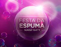 Sunday Party - Festa da Espuma