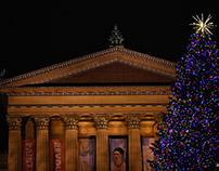 New Year's Day in Philadelphia 2017