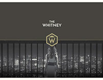 The Whitney Branding Luxury condos