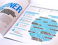 DISEÑO EDITORIAL Revista Staff Knauf