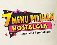 Pizza Hut Menu Nostalgia