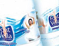 Diseño Packaging Font Vella / Danone