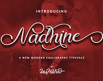 Nadhine Script