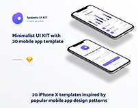 Spojeeto Mobile App UI Kit