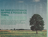 NEWSPAPER - Energia Simples