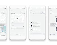 Covid Community Help app