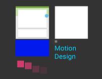 UI Motion Design